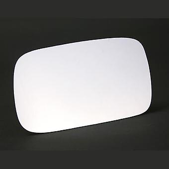 Left Stick-On Mirror Glass for Seat INCA 1995-2003