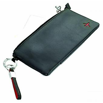Troika Pepper Travel Case - Black/Red