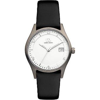 Diseño danés reloj titanio relojes IV12Q956