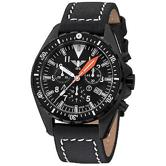 KHS MissionTimer 3 mens watch watches field chronograph KHS. MTAFC. LBB
