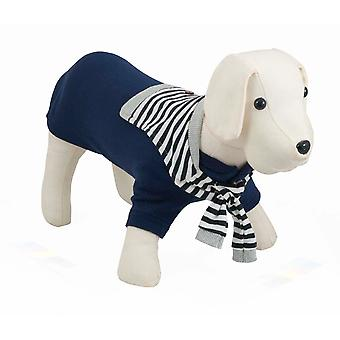 Nayeco Navy Blue Jersey Sotavento (Dogs , Dog Clothes , Sweaters and hoodies)