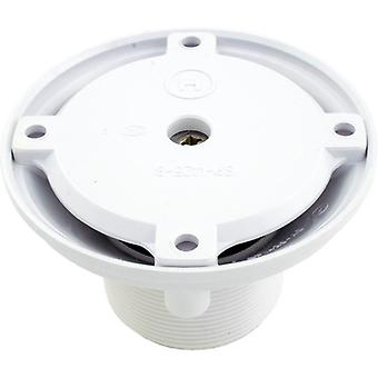 Hayward SP1425S Adjustable Floor Inlet Concrete Pool Fitting - White