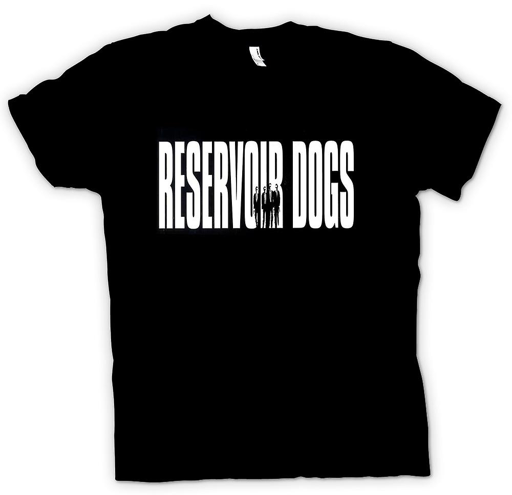 Mens T-shirt - Reservoir Dogs - Words