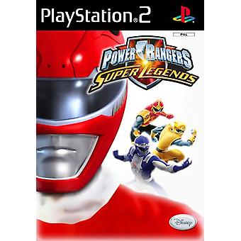 Power Rangers Super Legends (PS2)