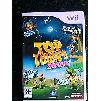Top troeven Adventures (Wii)
