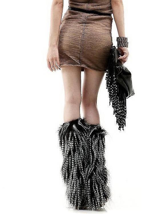 Waooh - Mode - Leg 40cm päls