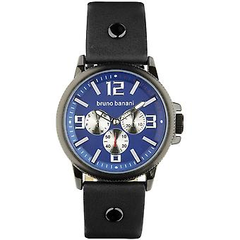 Bruno Banani multi function watch of Trenos analog BR30031