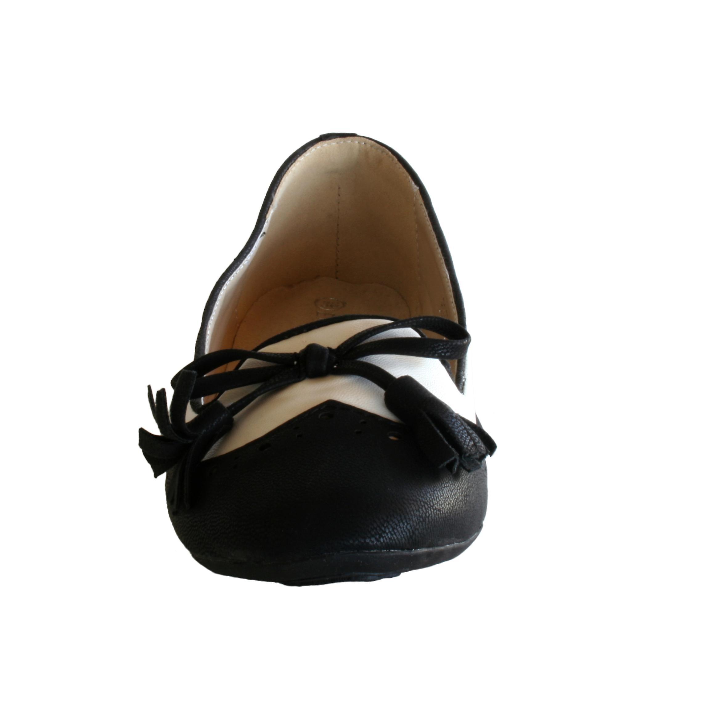 Waooh - Mode - Ballerines bicolores