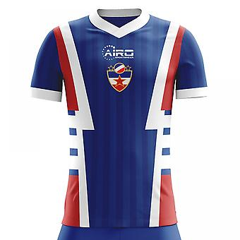 2018-2019 Yugoslavia Home Concept Football Shirt (Kids)