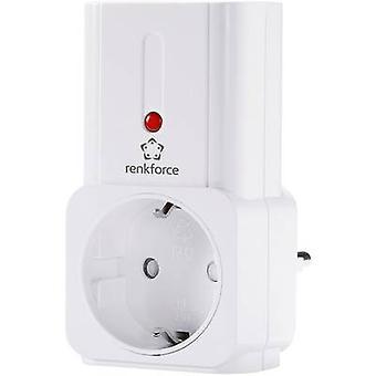 Soquete Renkforce Wireless Indoors 2000 W
