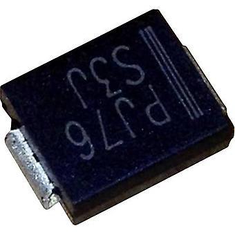 Schottky rectifier PanJit MB810 DO 214AB 100 V Si