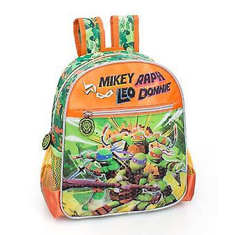 Teenage Mutant Ninja Turtles Rucksack Kindergarten Ninja Power