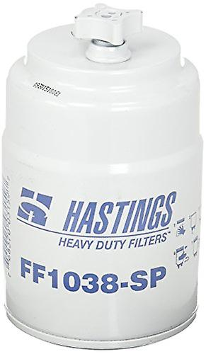 Hastings FF1038-SP Primary Fuel and Water Separator Spin-On Filter