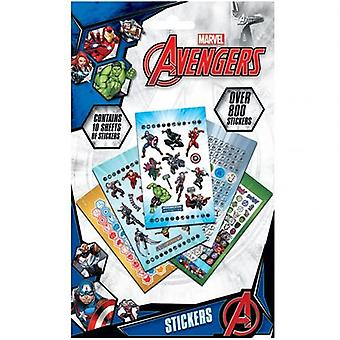 Avengers 800pc Sticker Set