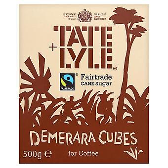 Tate & Lyle Fairtrade Demerara Zuckerwürfel