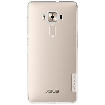 NILLKIN Asus Zenfone 3 Delux Nature Series 0.6 mm TPU-Transparent