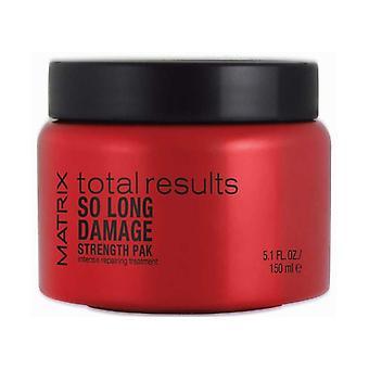Matrix Total Results So Long Damage Strength Pak 150 ml