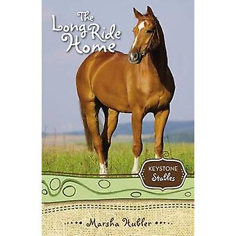 The Long Ride Home by Marsha Hubler - 9780310716921 Book