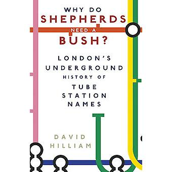 Why Do Shepherds Need a Bush? by David Hilliam - 9780750963039 Book