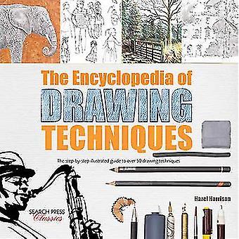 L'encyclopédie des Techniques de dessin par Hazel Harrison - 9781782212