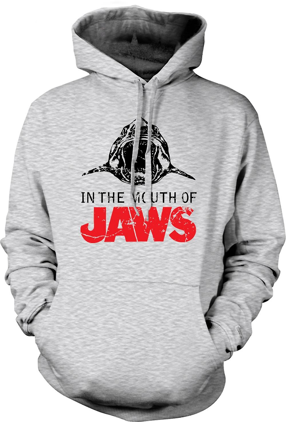 Mens Hoodie - The Deep - Cult Movie - Bisset