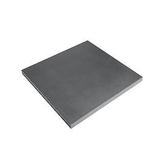 Happy Cocooning tafel deksel vierkant 81,5x81,5xH5 cm - antraciet