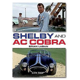 Shelby en AC Cobra door Brian Laban - 9781785000034 boek