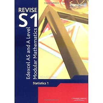 Revise Edexcel AS and A Level Modular Mathematics - Statistics 1