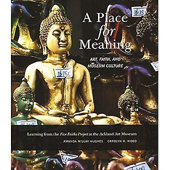 Paikka merkitys: Art, usko ja kulttuurin museo