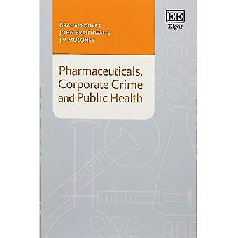 Productos farmacéuticos, crimen corporativo y salud pública
