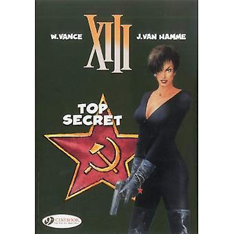 XIII Vol.13: Top Secret (XIII