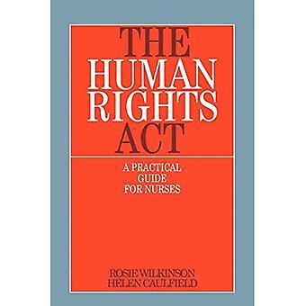 Ley de los derechos de los humanos: Una guía práctica para enfermeras