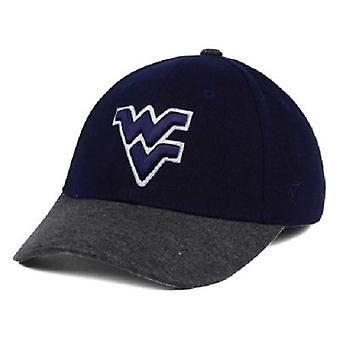 West Virginia Mountaineers NCAA TOW Post Stretch Fitted Hat