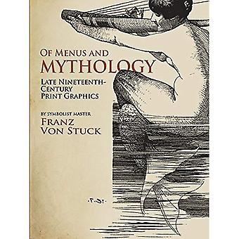 Menyer och mytologi (preliminärt): sena romantiska grafiska verk
