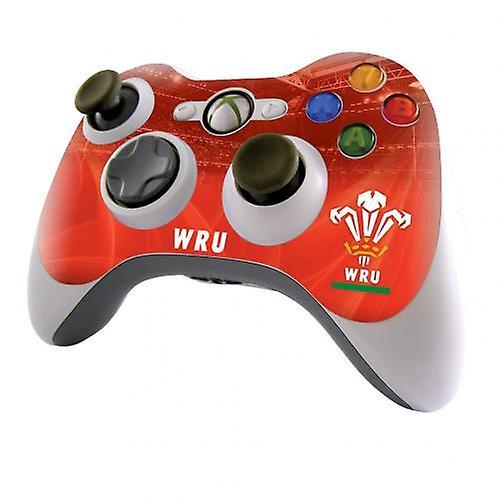 Wales R.F.U. Xbox 360 Controller Skin