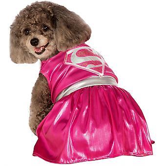 Animale domestico Costume Supergirl