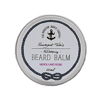The Brighton Beard Company Creampot Tom's Beard Balm - Neroli and Rose - 60ml