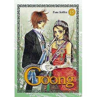 Goong - kungliga slottet - v. 15 så Hee Park - 9780759531598 bok