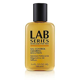 Lab Series Oil Control Clearing Solution 100ml/3.4oz