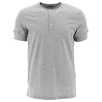 Tom Ford Grey Cotton T-shirt
