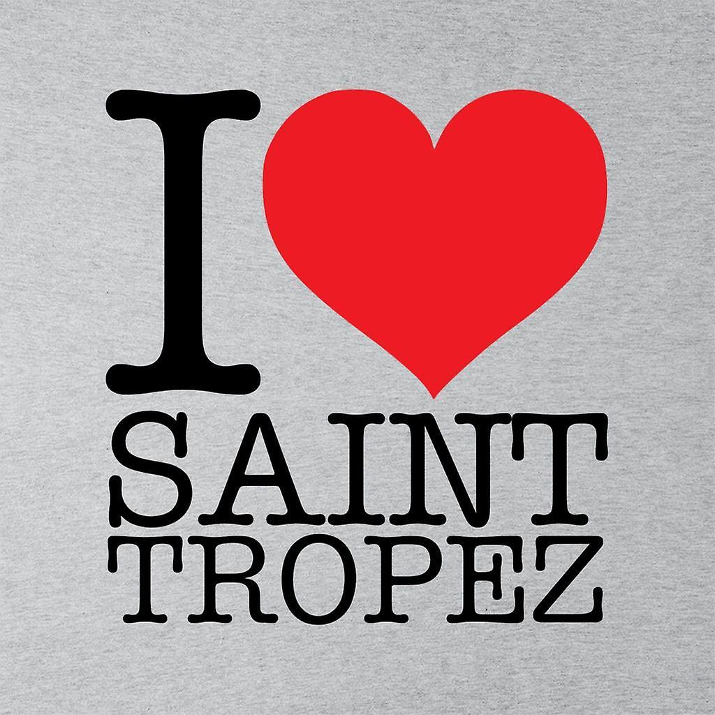 Ik hou van Saint Tropez Kid's Hooded Sweatshirt