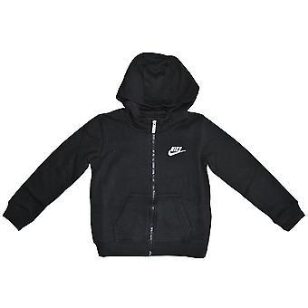 Nike Little Boys' Club Fleece fuld lynlås hættetrøje - B518-023