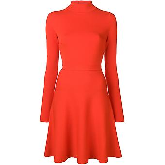 Givenchy Red Viscose Dress