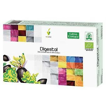 Novadiet Digestal 10 ml 20 Ampoules (Herboristeria , Natural extracts)