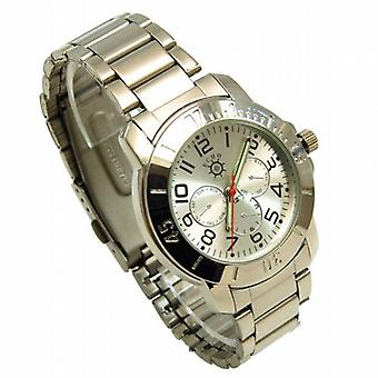Echo Gents Chronograph Effect Bracelet Strap Watch