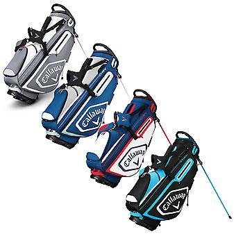 Callaway 2019 Chev Stand Leichtgewicht 5-Wege-Stylish Golf Bag