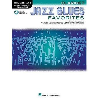 Jazz Blues Favorites - Clarinet by Hal Leonard Corporation - 978149505