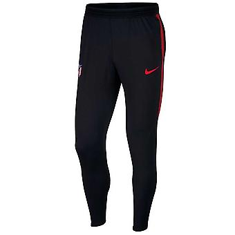 2019-2020 Atletico Madrid Nike Training Pants (Black)