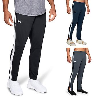 Under Armour Hommes 2019 Sportstyle Pique Track Bottoms