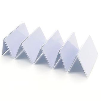 10-bin Akkordeon-Kartenhalter